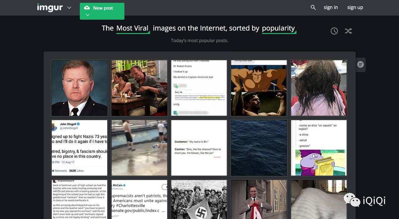 5个海外超级搞笑GIF图网站,把图斗起来!-iQiQi