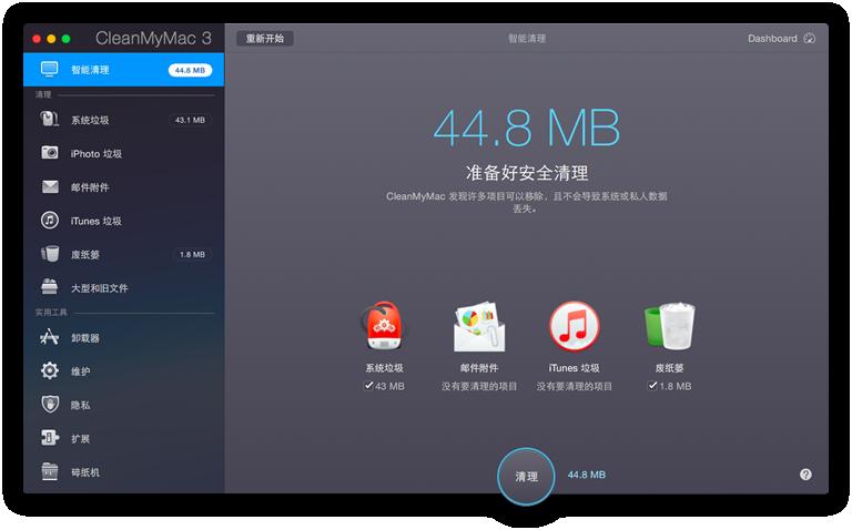 Cleanmymac双十一优惠福利活动,只针对中国用户!-iQiQi