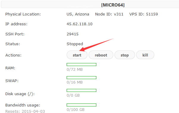 搬瓦工VPS主机(BandwagonHost)如何自主任意更换机房实现换IP?-iQiQi