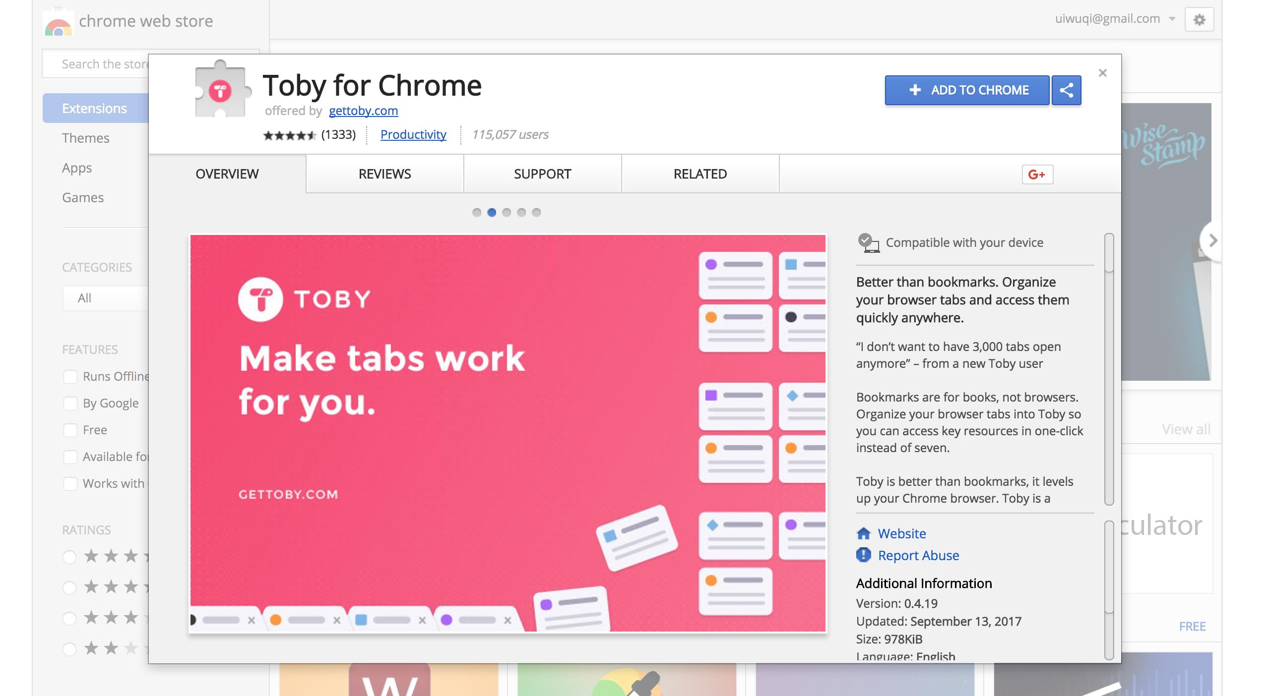 Chrome浏览器标签页高效管理,上网更高效。-iQiQi