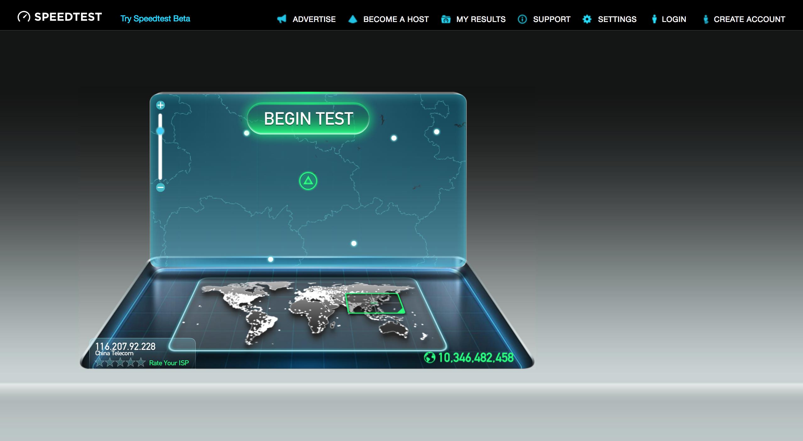 你的网速究竟有多快?-iQiQi