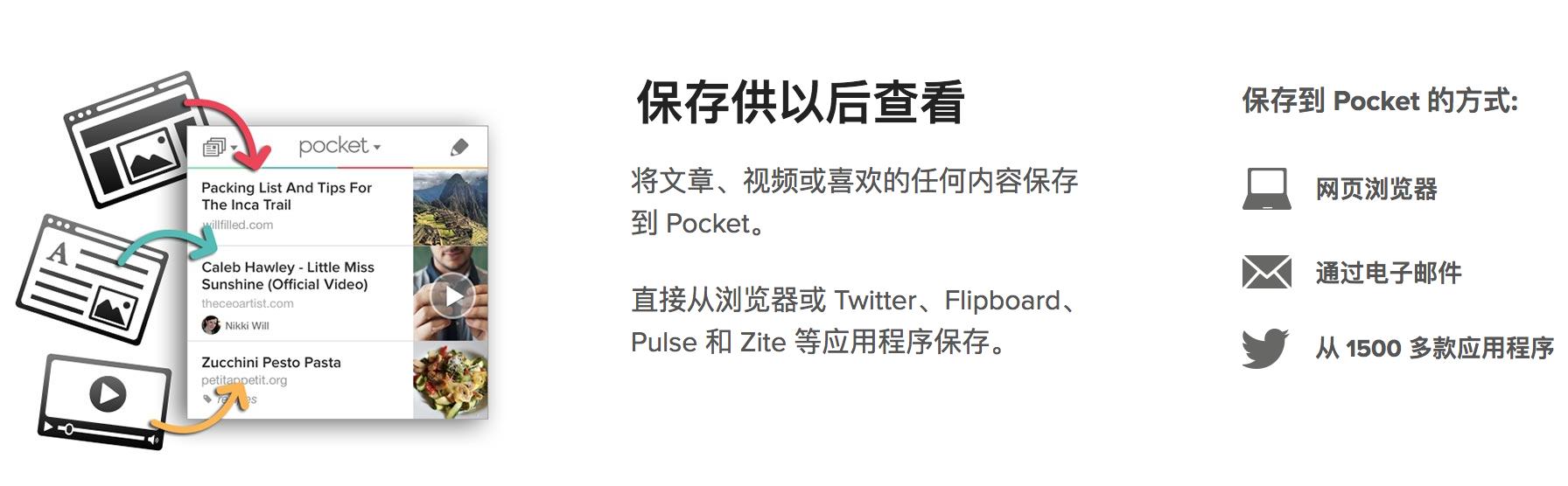 稍后阅读工具推荐,保存网络任何内容。-iQiQi