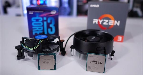 Ryzen 2200G vs i3 8100核顯性能對比