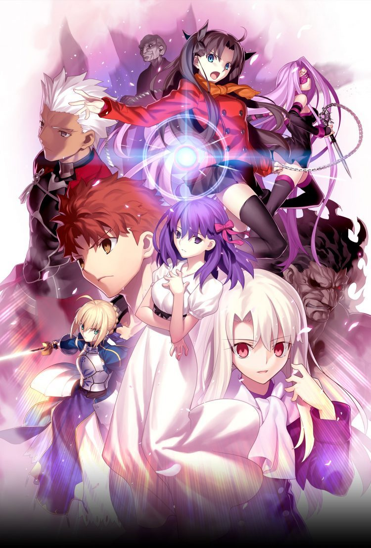 fate stay night heaven's feel剧场版 [1080P][BDRip]