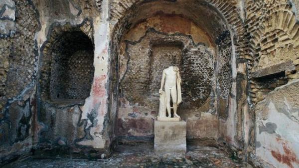 沉睡海底的古罗马罪恶之城