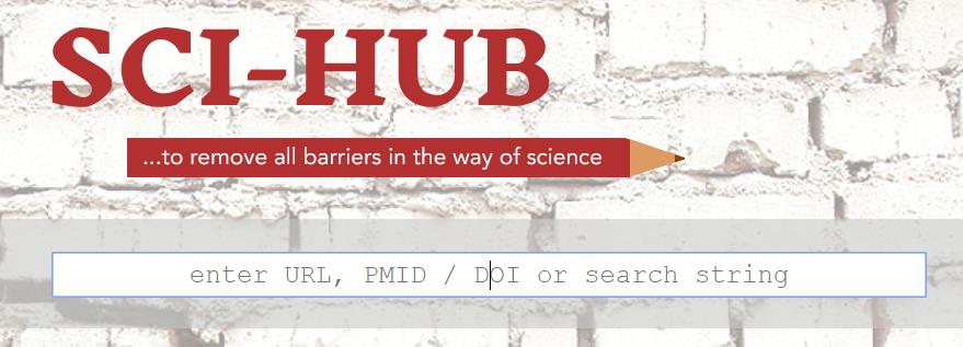Sci-hub