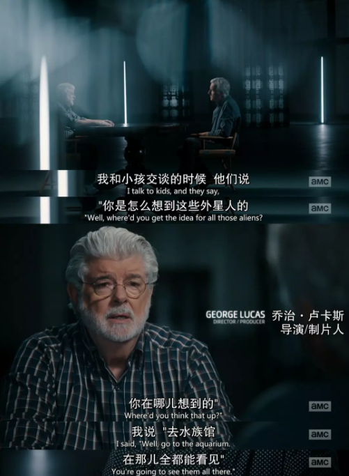 詹姆斯·卡梅隆的科幻故事 James Cameron's Story of Science Fiction (2018) 高清下载