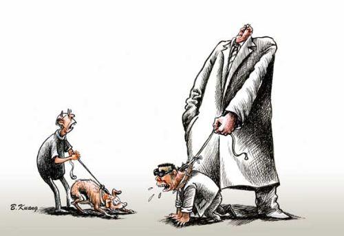 关于奴性的思考