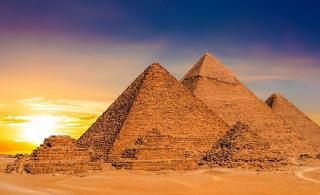 金字塔和太阳庙:现代城市里隐藏着远古密码