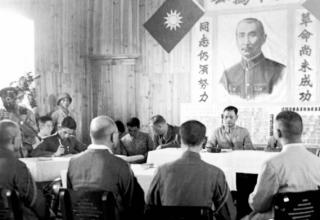 天气选择了湖南芷江作为日军洽降地点 原定地点是在江西