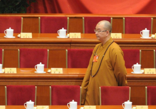 深陷性侵指控 中国佛界一号人物释学诚辞职
