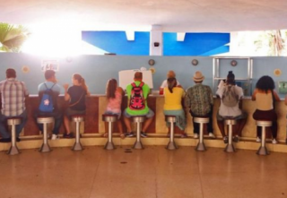 平民天堂:古巴的共产主义冰淇淋公园