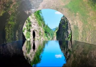大地艺术节:把顶级艺术带到日本乡村