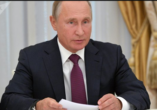 普京总统决定就养老改革发表声明