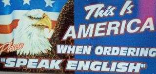 在美国 只懂英语会不会成为一种缺陷