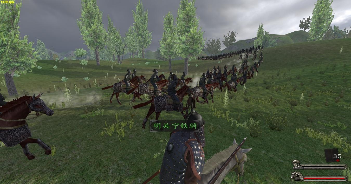 万历烽烟录1.0 -骑马与砍杀