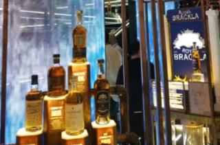 威士忌酒在中国高歌猛进