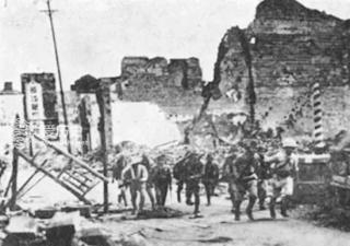 衡阳保卫战日军踩着尸体冲锋 中国连长率袍泽堵缺口为国尽忠