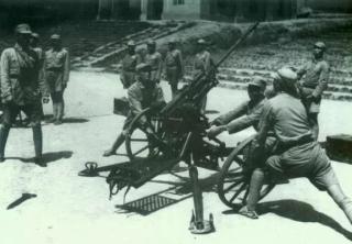 国军与日军在武器方面的真实差距