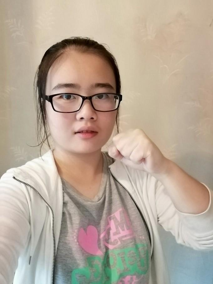 杨舒涵自拍