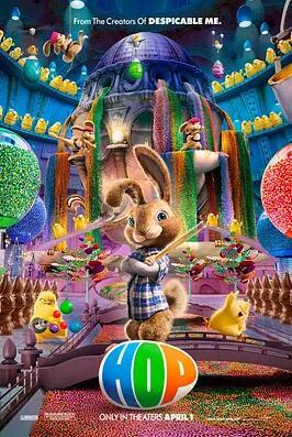 拯救小兔海报