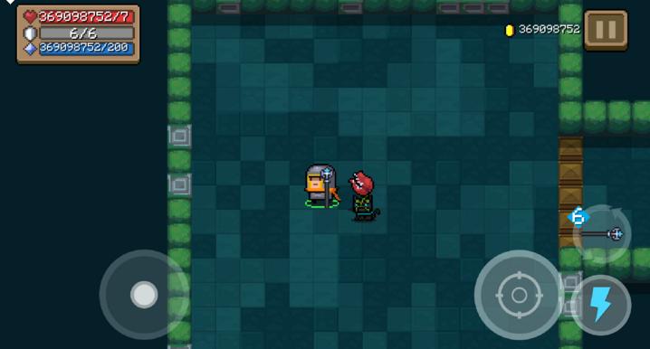 元气骑士1.9.0无限气血内购破解版手机游戏