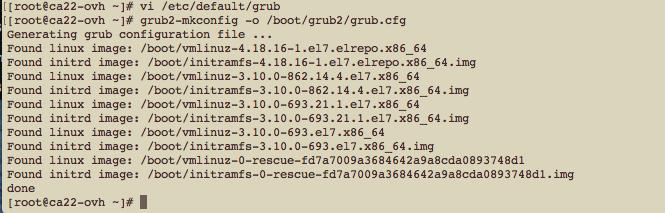 羊毛党之家 CentOS 7安装指定内核 并启动BBR加速