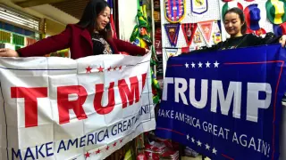 """华人""""川粉""""和美国中期选举"""