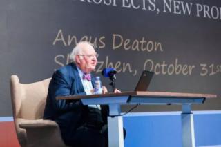 有温度的诺奖得主安格斯•迪顿:用微观数据关注贫困