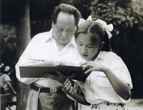 罕见老照片:你从未见过的毛泽东(组图)