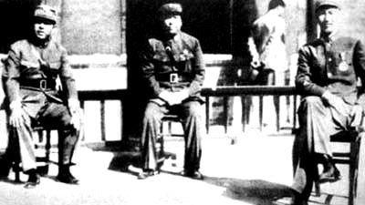 蒋介石报仇:杨虎城一家六口被蒋介石杀害
