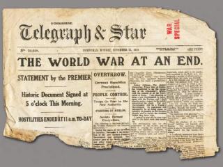 """""""旧邦新造"""":中国与第一次世界大战"""