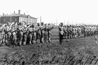 金雁:捷克军团「叛乱」始末