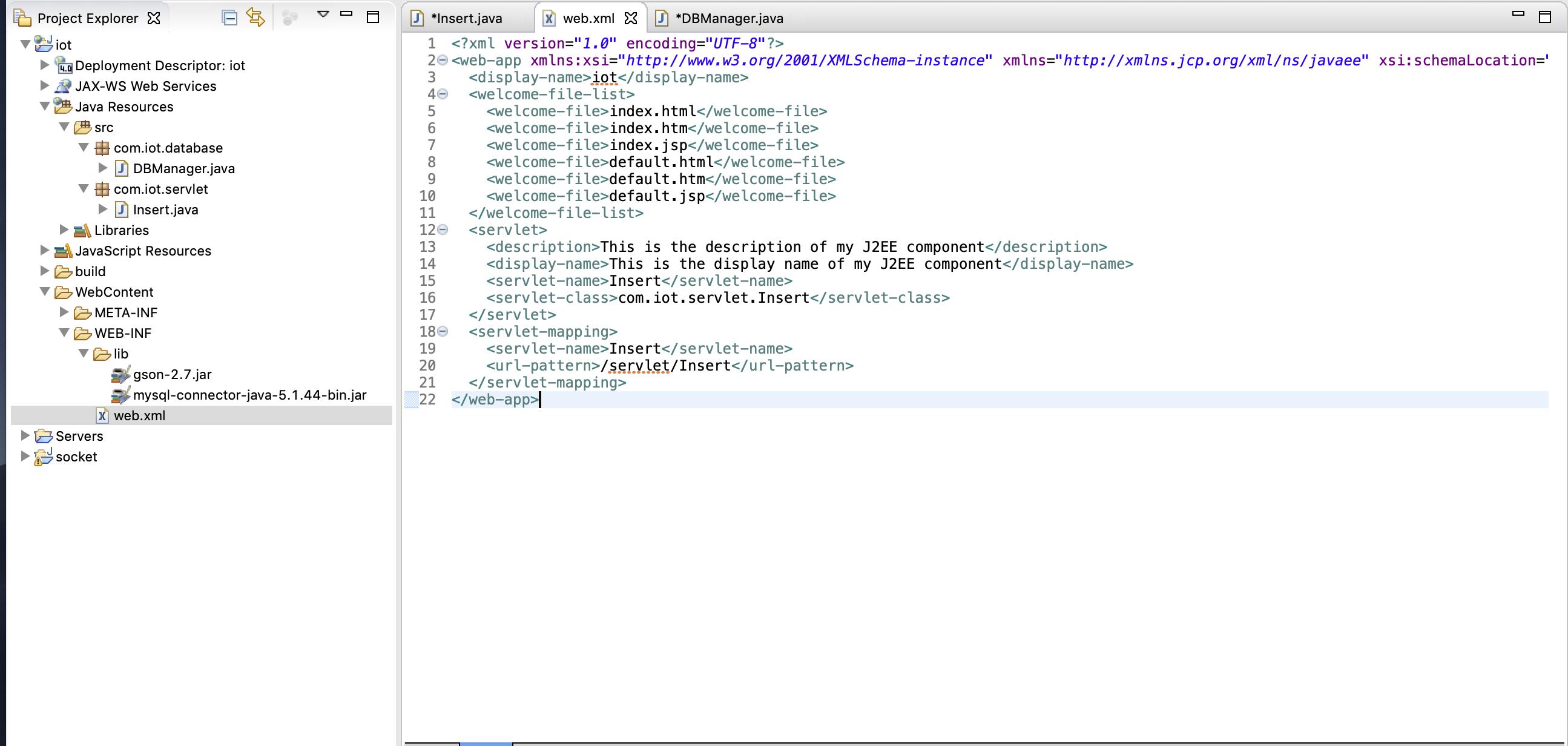 我的web.xml