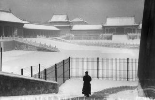 外国摄影师眼中的中国不同年代