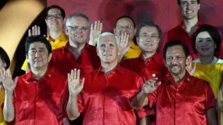 APEC峰会首次未能发表联合公报