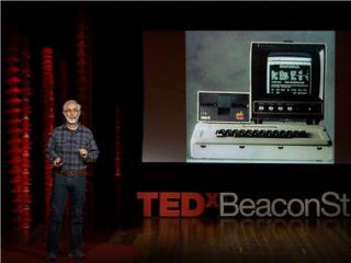 【TED】电子表格之父Dan Bricklin