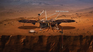 """人类首次探索火星内部!""""洞察号""""今天顺利着陆,加州理工教授解读任务亮点"""