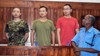 中非一带一路曝贪腐问题:肯尼亚铁路项目三名中国人遭起诉