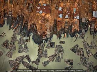 震撼心灵的照片:人类在地球表面上留下的痕迹