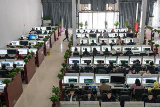 廉价劳动力如何推动中国的人工智能雄心