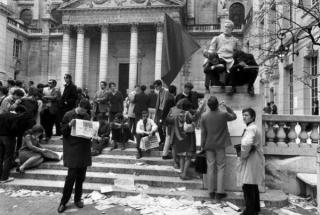 乌托邦年代:1968-1969,纽约—巴黎—布拉格—纽约