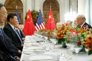 """""""习特会""""后中美暂停贸易战,分歧犹存"""