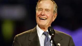 老布什:冷战后国际关系的塑造者