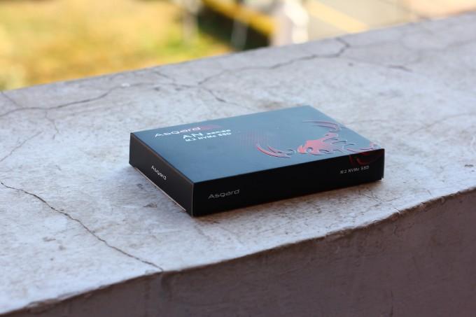 阿斯加特AN2石墨烯固态开箱