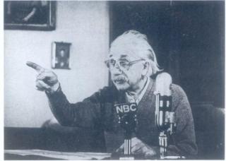 爱因斯坦:教育的首要目标是独立思考,而非知识