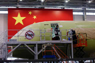 """在与美国进行贸易谈判之际 中国似乎慎言""""中国制造2025"""""""