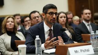 谷歌CEO称仍在探讨重返中国的提议