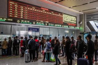 中国经济急剧放缓