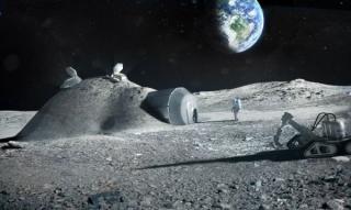 为前往月球/火星的宇航员规划一条安全路线